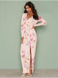 ec43689e Sommerkjoler dame lang, kort sommerkjole, silke bomull hvit rosa blå ...