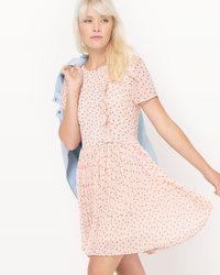 Rosa sommerkjole på nett kjøp i nettbutikk på nett